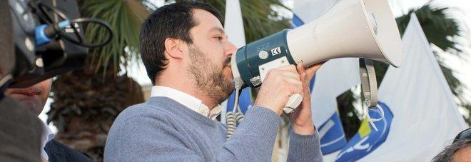 Matteo Salvini ha detto ok allo scudetto al Napoli