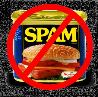 Come bloccare le spam sulla vostra e-mail per sempre