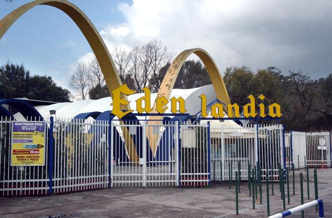 L'edenlandia tornerà a vivere, lo storico parco giochi di Napoli