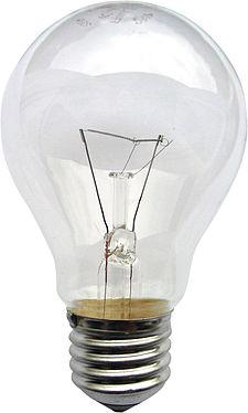 Thomas Edison commercializzò la lampadina a bulbo