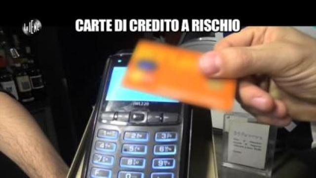 Carte di credito a rischio