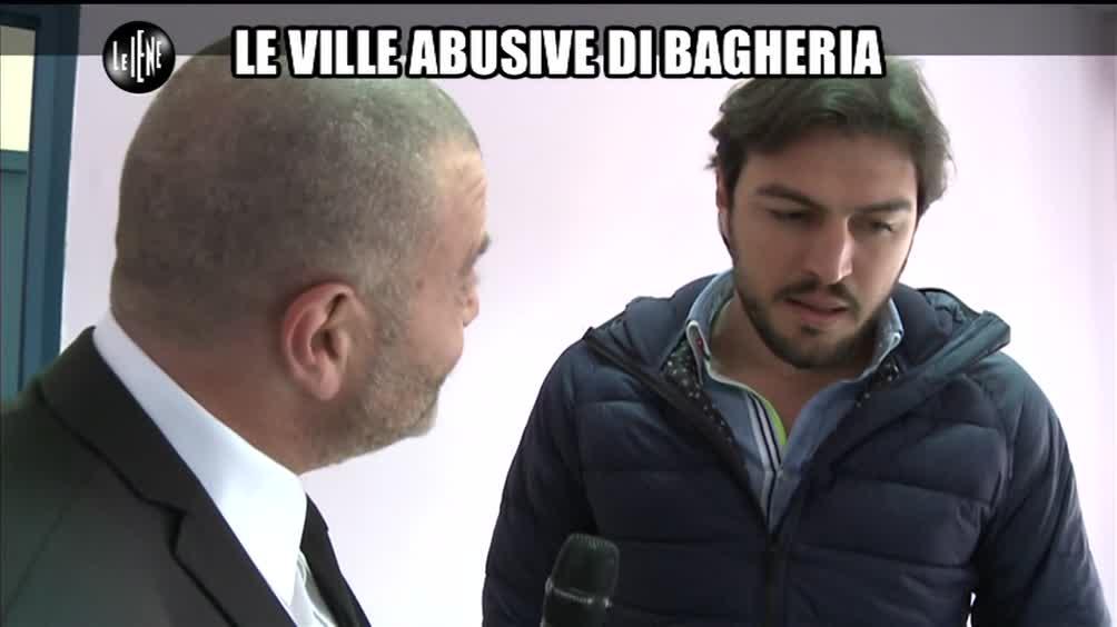 Le ville abusive di Bagheria
