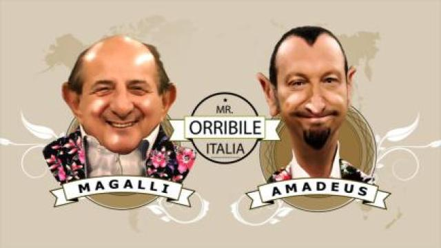 Mr. orribile Italia