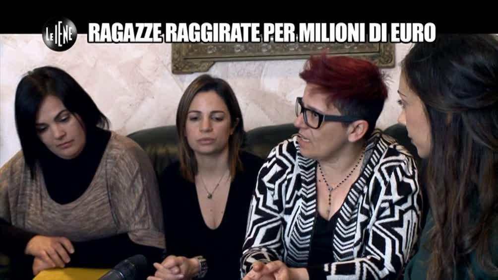 Ragazze raggirate per un milione di euro