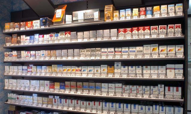Stangata per i fumatori dal primo marzo
