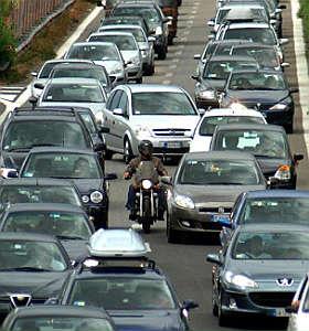 L'utilizzo dell'auto provoca stress!