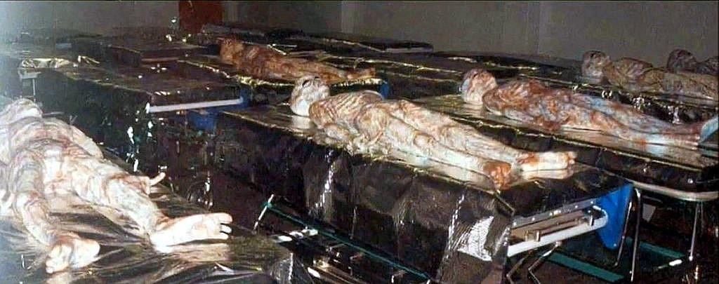 Scoperto laboratorio di corpi alieni a Monza, scoperta che fa tremare il mondo