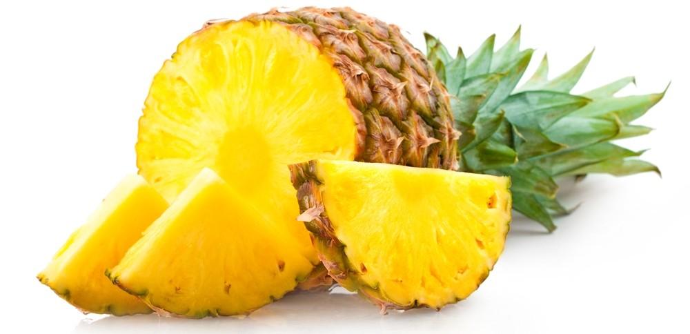 Il succo di ananas sostituisce il mezzo di contrasto delle radiografie.