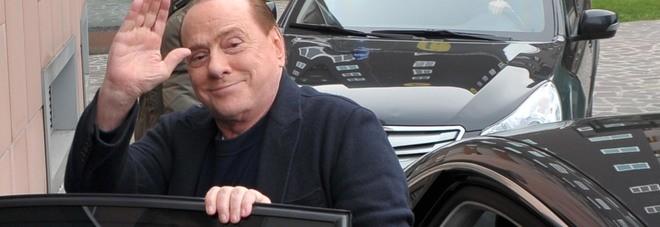 Berlusconi ricoverato all'ospedale