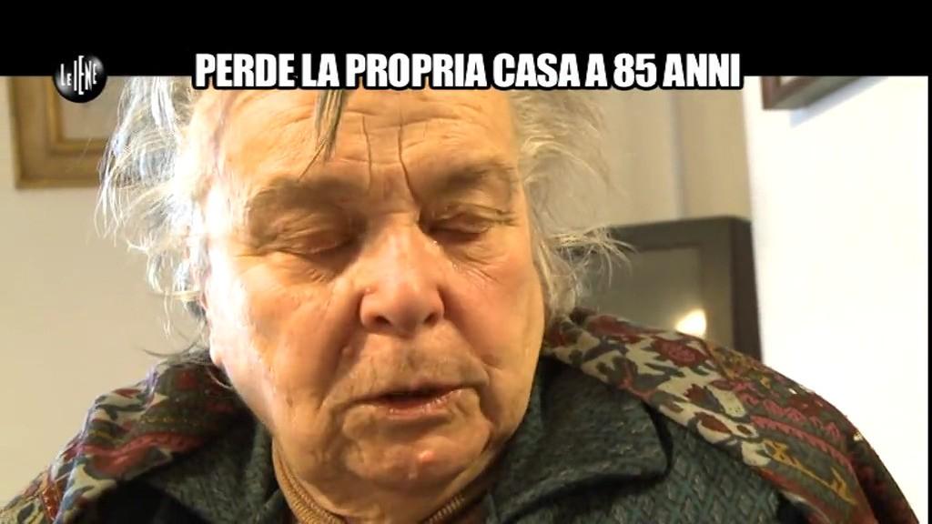 Maisano, perde la propria casa a 85 anni