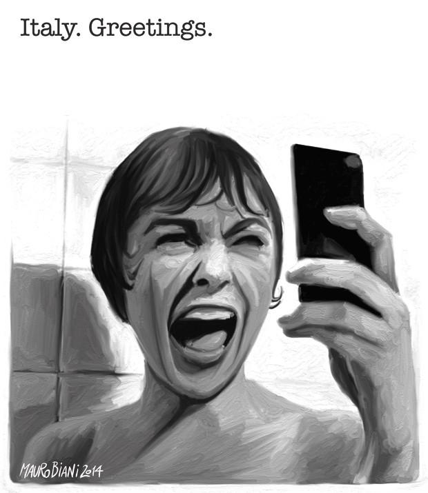 I selfie danneggiano la pelle, di più dei raggi UV