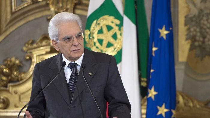 Il presidente Mattarella festeggia il 25 aprile, cita il referendum del '46