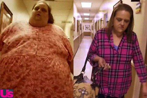 Perde 113 kg per salute, ha rimesso i jeans dopo 20 anni