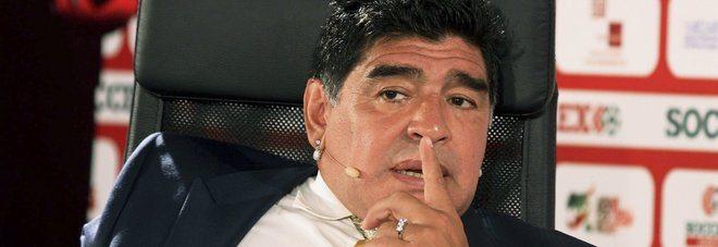Maradona attacca: il Napoli non ha comprato i giocatori adeguati
