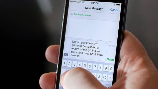 Hai inviato un sms per sbaglio? Adesso puoi cancellarlo in tempo.