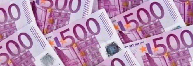 Addio banconota da 500 euro nel 2018