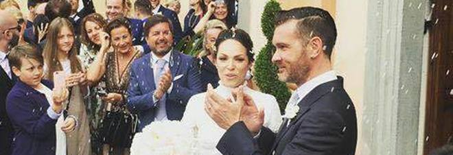 Andrea Mariano dei Negramaro sposa Lavina
