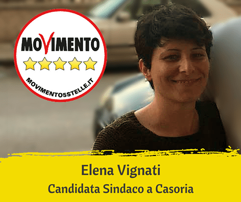 Elezioni comunali 2016, finalmente un candidato sindaco 5 stelle anche a Casoria