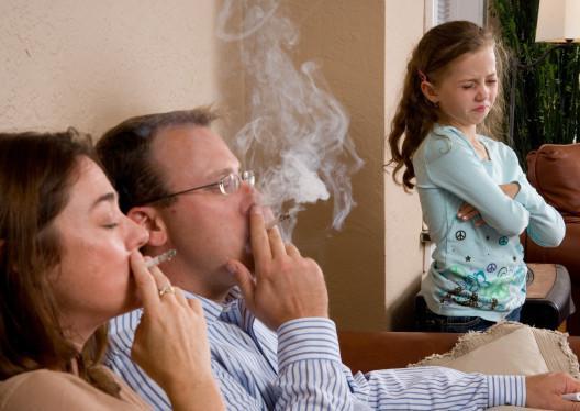 Un italiano su 8 non sa che il fumo passivo provoca il cancro