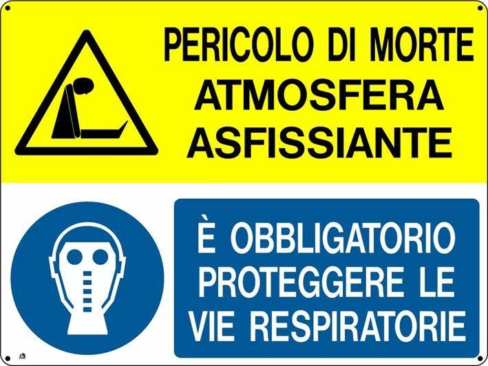 Attenzione pericolo di morte, anche per chi vi è vicino!