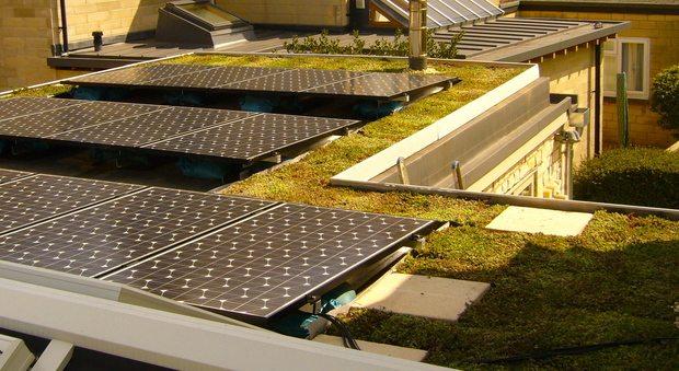 Pannelli solari obbligatori su tutte le nuove costruzioni a San. Francisco