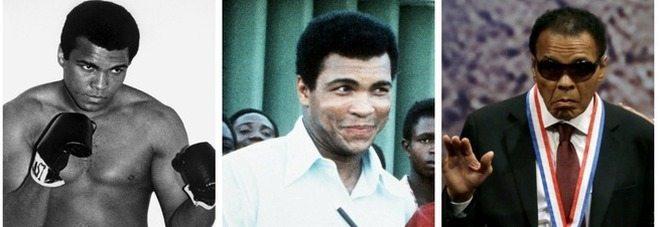 Addio a  Muhammad Ali la leggenda del pugilato