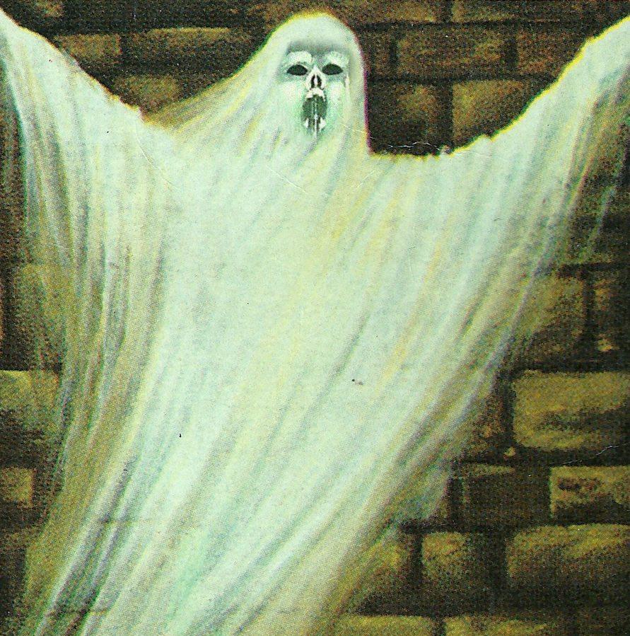 La leggenda dei fantasmi di Napoli