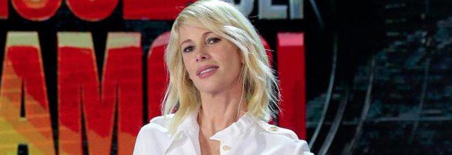 Il futuro di Alessia Marcuzzi è in bilico, tra l'isola dei famosi e il grande gratello