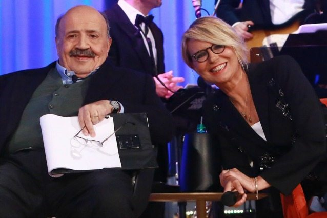 Crisi matrimoniale tra Maurizio Costanzo e Maria De Filippi?