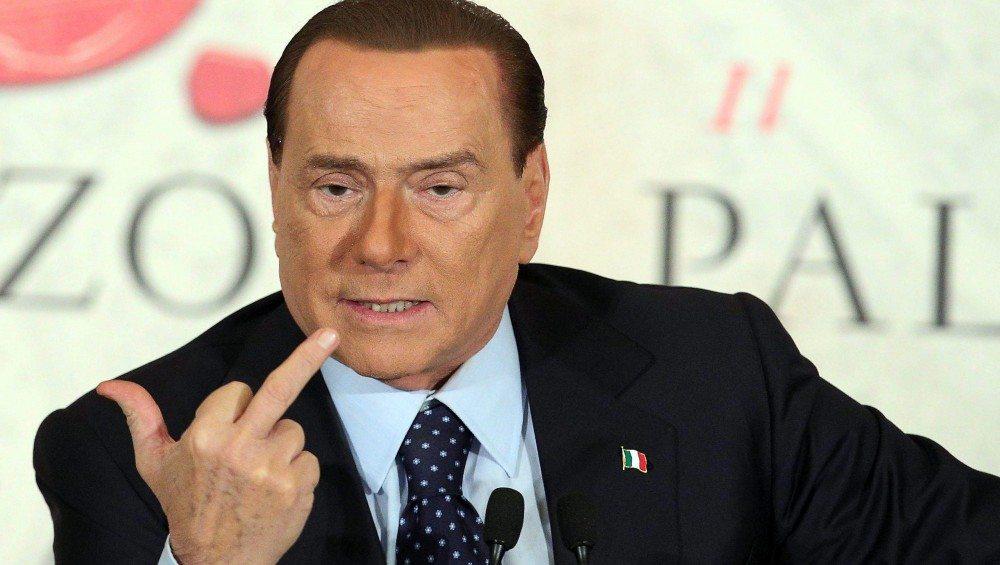Silvio Berlusconi ha rischiato i morire
