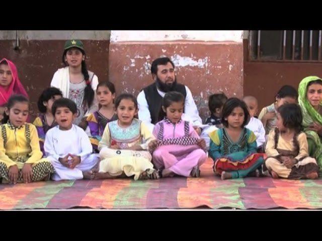 In Pakistan un uomo con 35 figli, guardate cos'ha fatto!