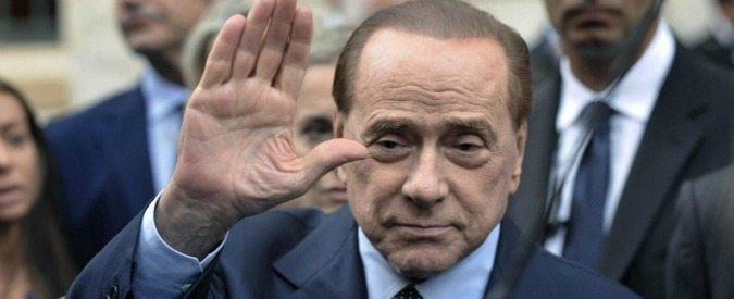 Berlusconi ricoverato per problemi al cuore.