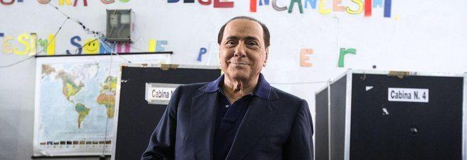 Elezioni comunali a Roma, Berlusconi voterà scheda bianca