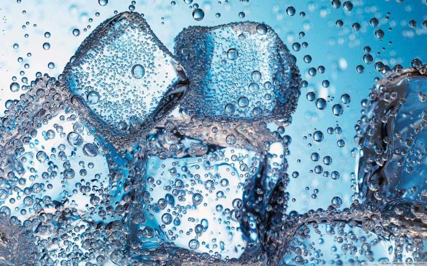 Il ghiaccio, prezioso ed economico
