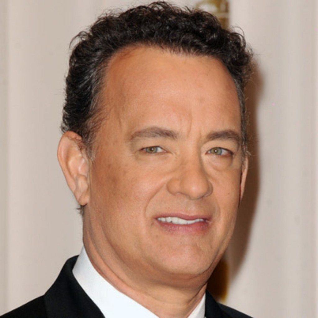 Auguri a Tom hanks la star di Forest Gump