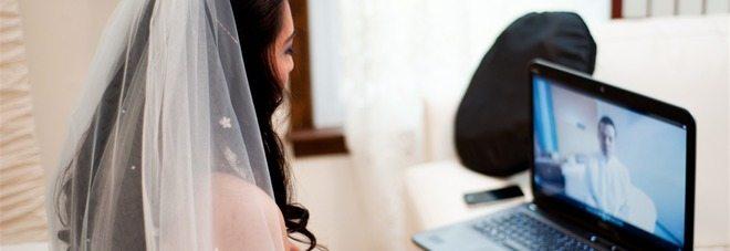 Matrimonio celebrato via skype? La cassazione ha detto che è valido