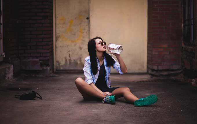 L'alcool è responsabile di 9 forme di cancro.