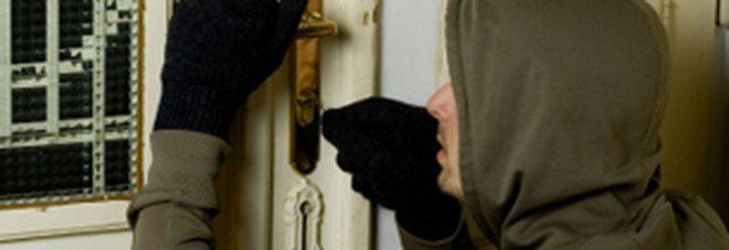 Attenzione ai furti in casa, entrano senza scassinare la porta.