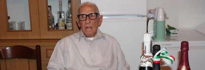 Nonno Ciccio compie 104 anni, volete sapere il suo segreto di tanta longevità?