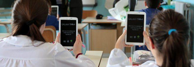I tablet possono provocare problemi di salute ai bimbi