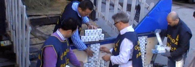 Sigarette tossiche in vendita a Napoli