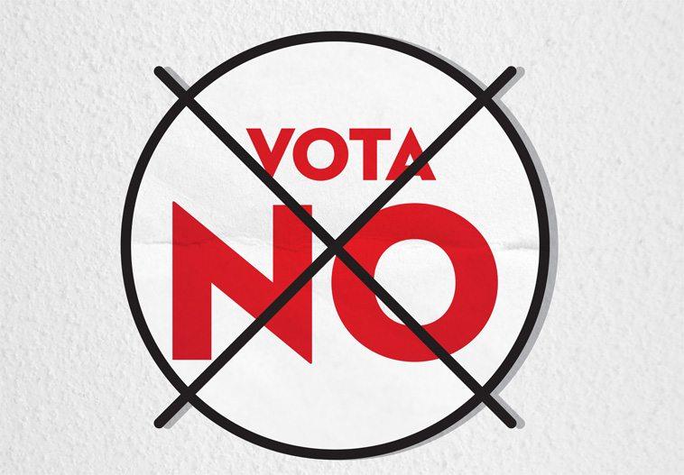 Perchè al referendum costituzionale del 4 dicembre prossimo dovete votare NO!.