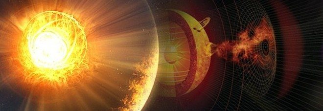 """Eclissi dell'apocalisse:""""Il mondo finirà nel 2017""""."""