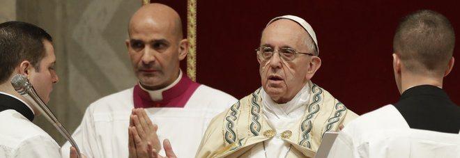 Papa Francesco, messaggio di fine anno, dedicato ai giovani.