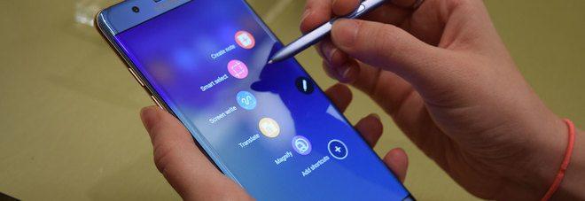Samsung Galaxy note 7, se lo aggiorni è inutilizzabile!