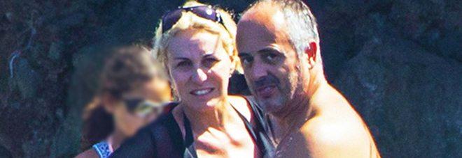 Antonella Clerici matrimonio in vista