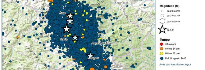 Terremoto, la sequenza sismica non è ancora terminata, lo affermano gli esperti