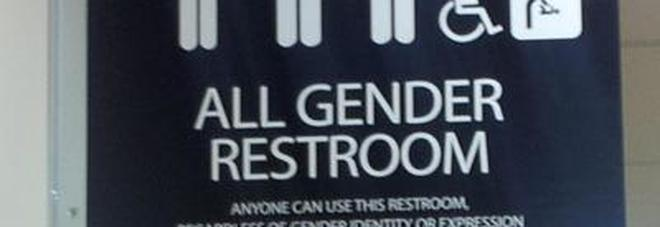 Trump abolisce wc transgender