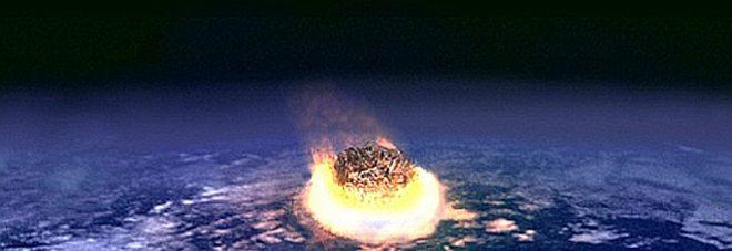 Un asteroide colpirà la terra, avrà la forza di un milione di bombe atomiche