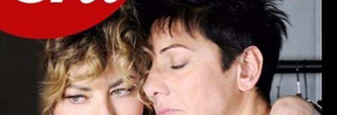 """Eva Grimaldi e il coming out con Imma Battaglia: """"Era già tutto pronto 2 mesi fa!"""""""